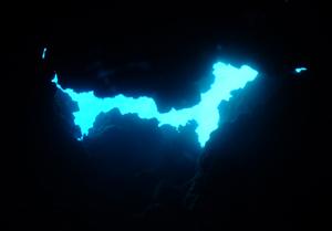 久米島 水中景観