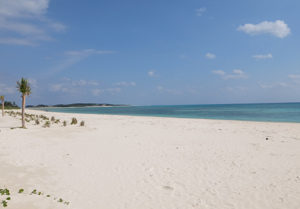 久米島 ビーチ