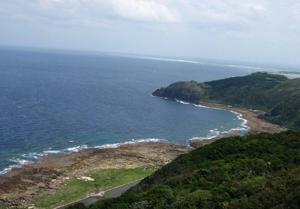 久米島 景観